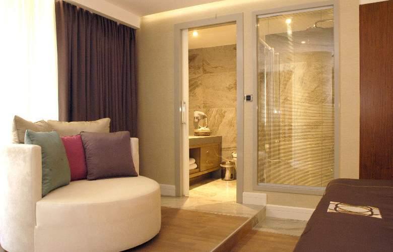 Taba Luxury Suites - Room - 11