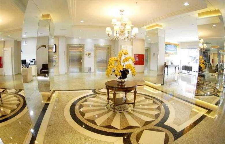 Best Western Hotel Taroba Express - Hotel - 44