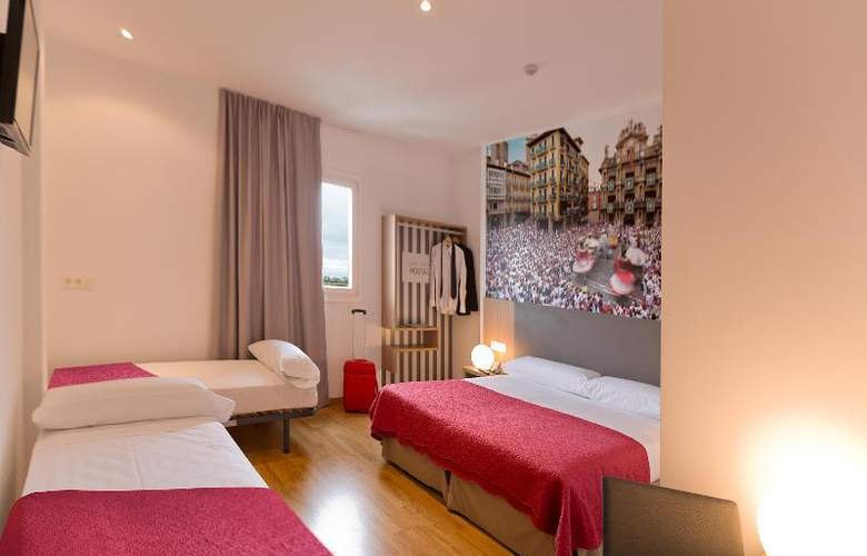Hostal Pamplona - Room - 20