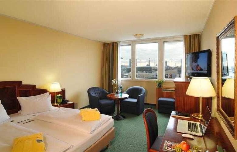 Best Western Leoso Hotel Leverkusen - Hotel - 29