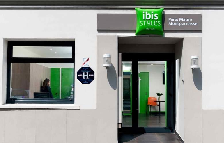 ibis Styles Paris Maine Montparnasse - Hotel - 0