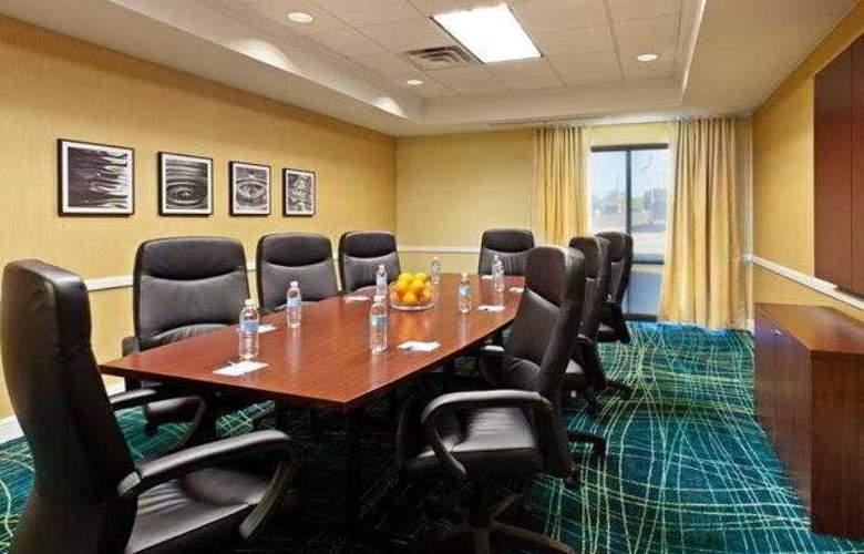 SpringHill Suites Austin North/Parmer Lane - Hotel - 13