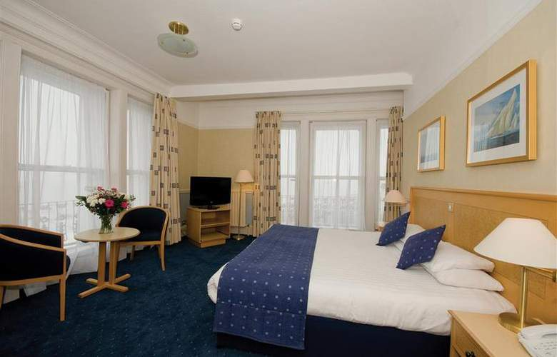 Best Western Royal Beach - Room - 130