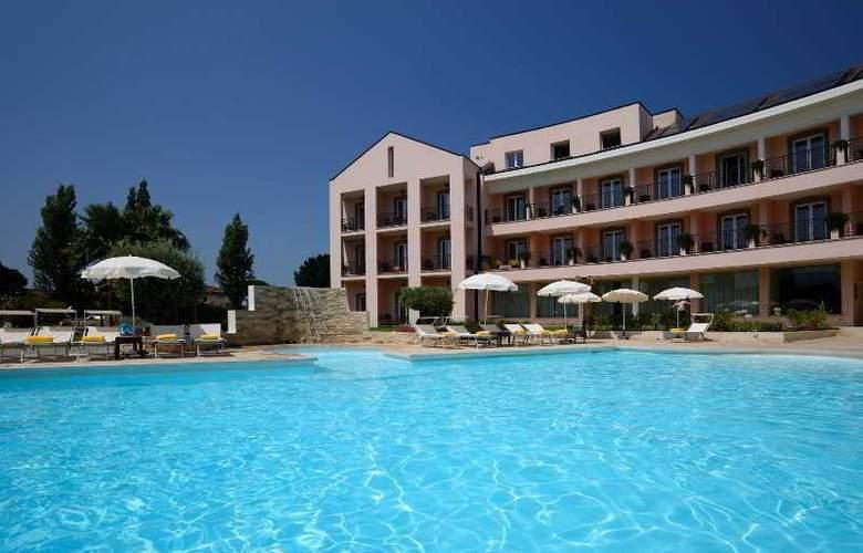 Isola Sacra Rome Airport - Hotel - 8