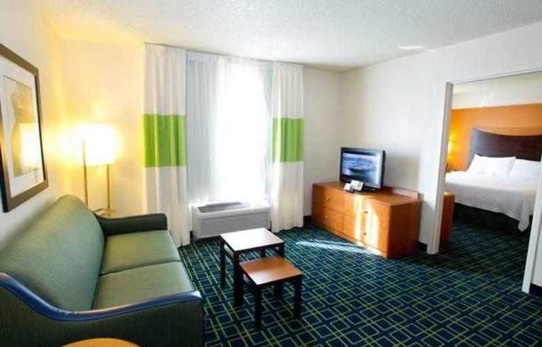 Fairfield Inn & Suites Dallas DFW Airport North - Hotel - 8