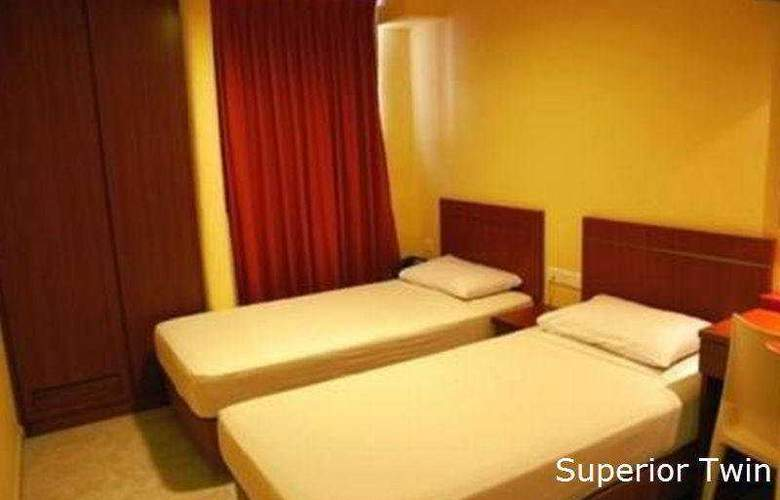 Fragrance Hotel-Sunflower - Room - 9