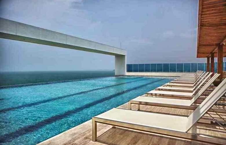 Las Americas Torre Del Mar - Pool - 9
