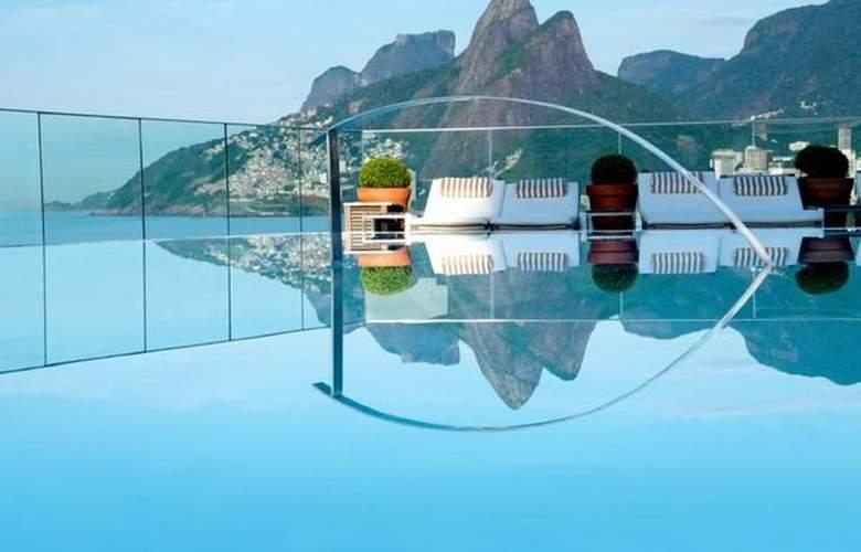Fasano Rio De Janeiro - Pool - 14