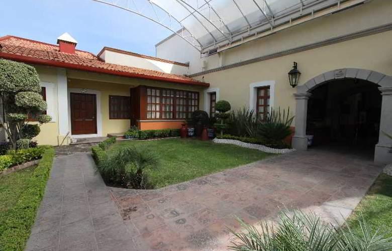 Hotel dos Patios - Terrace - 4