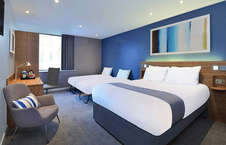 Travelodge London Central Southwark - Room - 4