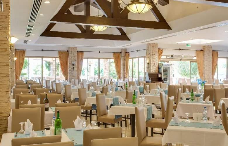 Novia Lucida Beach Hotel - Restaurant - 23