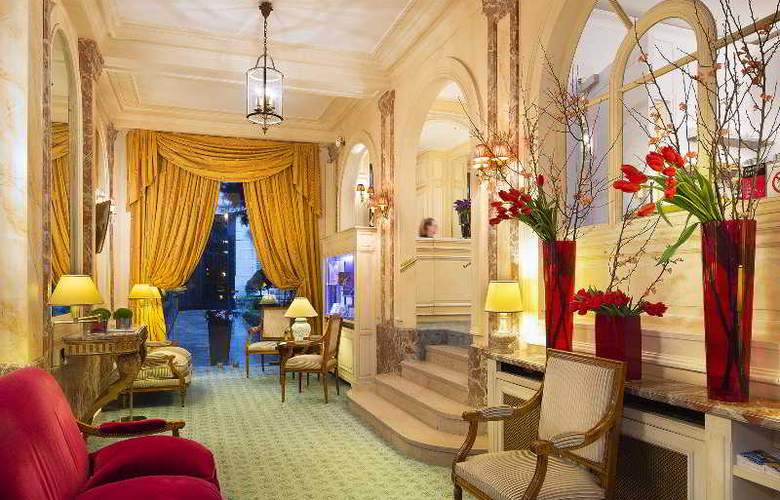Residence Lord Byron - Hotel - 7