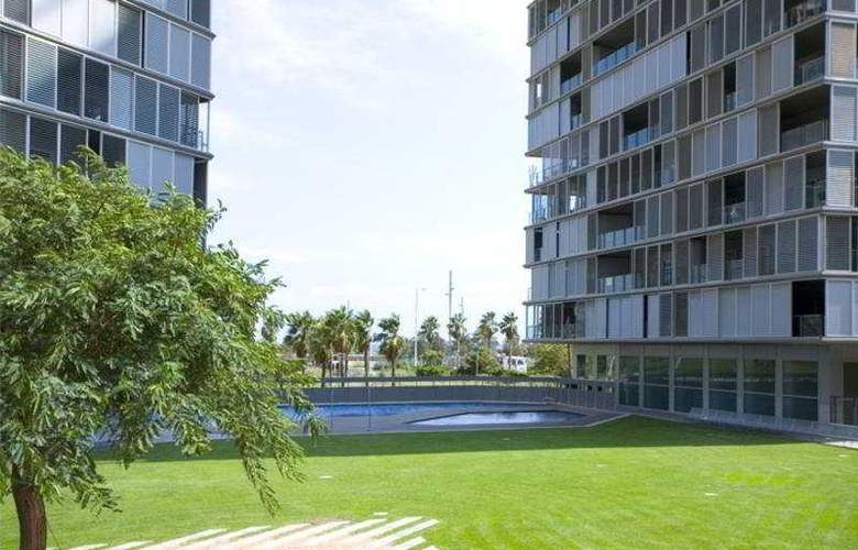 Rent Top Apartments Diagonal Mar - Hotel - 0