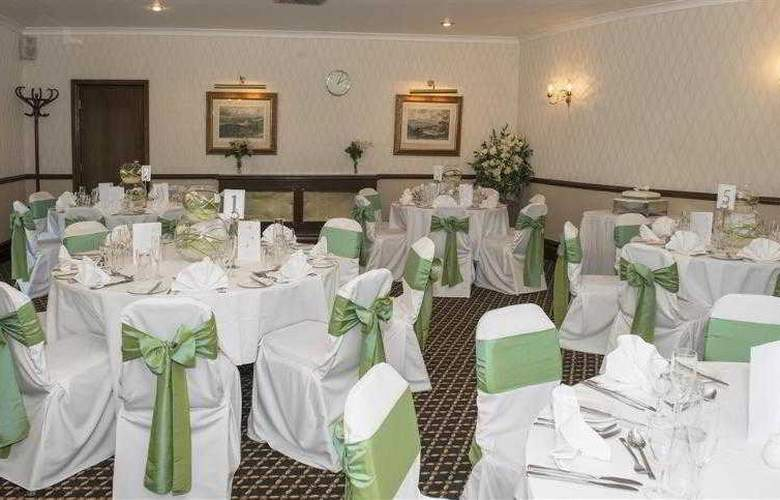 Best Western Calcot - Hotel - 44