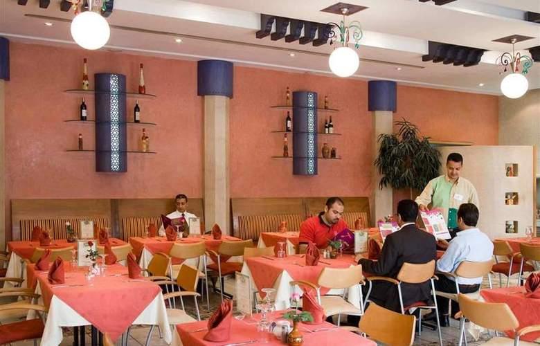 Ibis Moussafir Tanger - Restaurant - 14