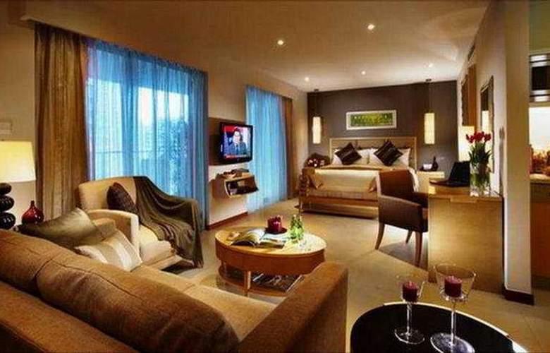 Oakwood Residence Shanghai - Room - 2