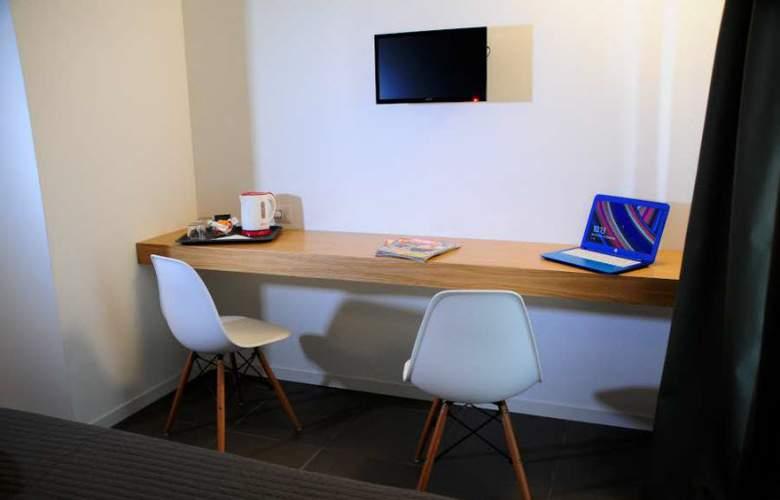 Maison Du La Metro - Room - 2