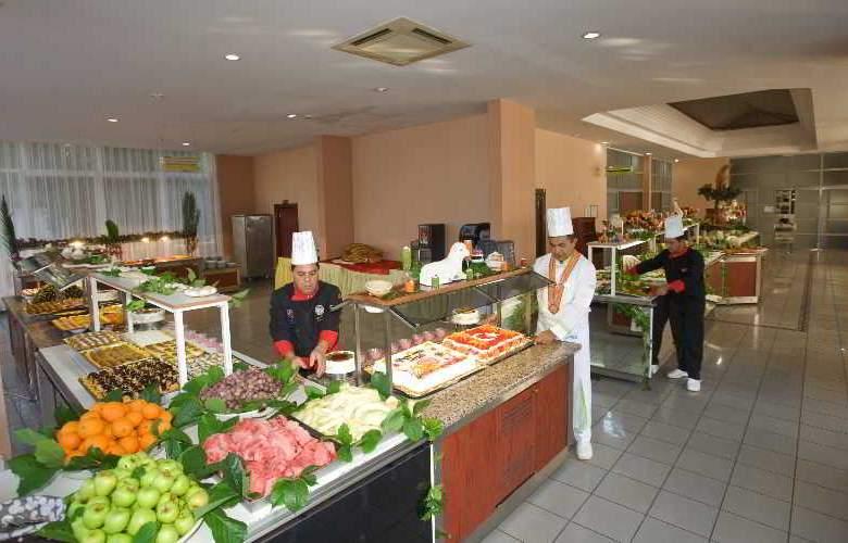 Kervansaray Marmaris Hotel - Restaurant - 13
