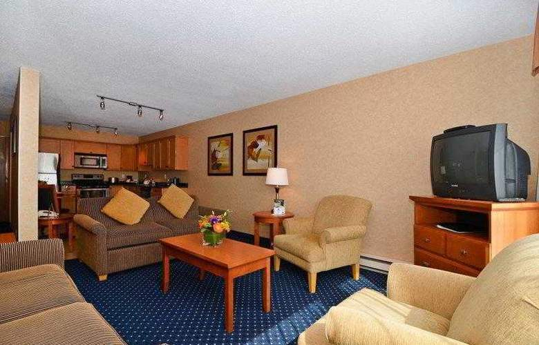 Best Western Langley Inn - Hotel - 8