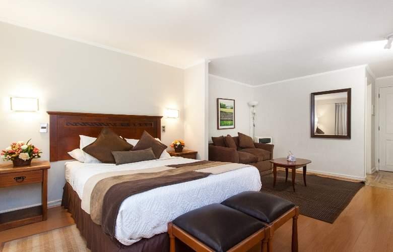 Apart Hotel Cambiaso - Room - 3