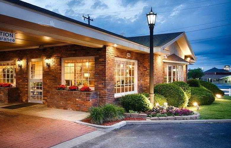 Best Western Coach House Inn - Hotel - 55