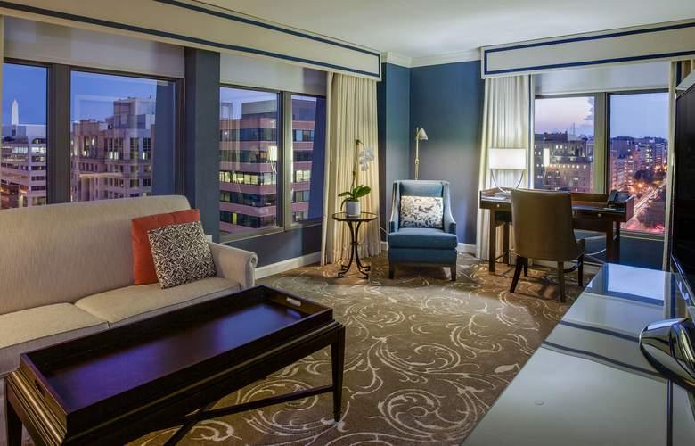 Hamilton Washington DC - Room - 2