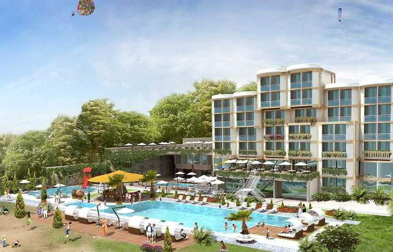 Morska Zvezda / Amphibia Beach Complex - Hotel - 0