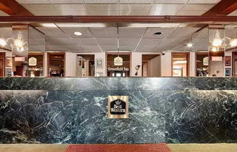 Best Western Greenfield Inn - Hotel - 24