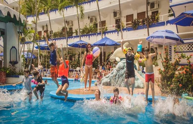 Club Fiesta Mexicana Beach - Pool - 17
