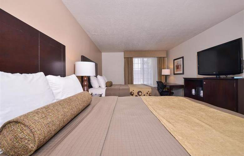 Best Western Tucson Int'l Airport Hotel & Suites - Room - 106