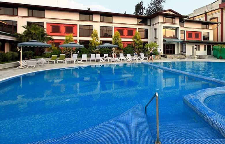 Hotel de l'Annapurna - Pool - 1