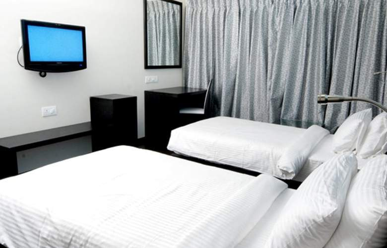 Clarks Inn Suites Pune - Room - 1