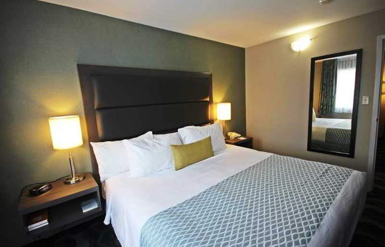 Accent Inn Vancouver Burnaby - Room - 12