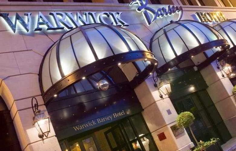 Barsey by Warwick - Hotel - 0