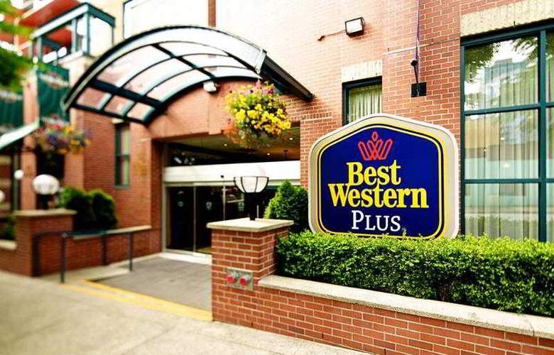 Best Western Plus Downtown Vancouver - Hotel - 5