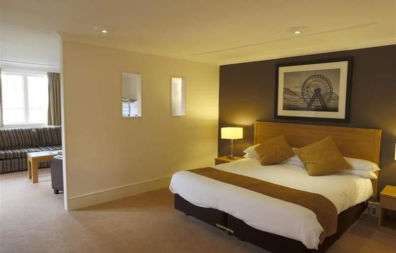 Best Western Stoke-On-Trent Moat House - Room - 62