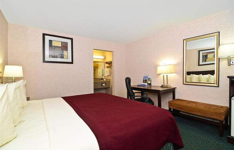 Best Western Sunland Park Inn - Room - 100