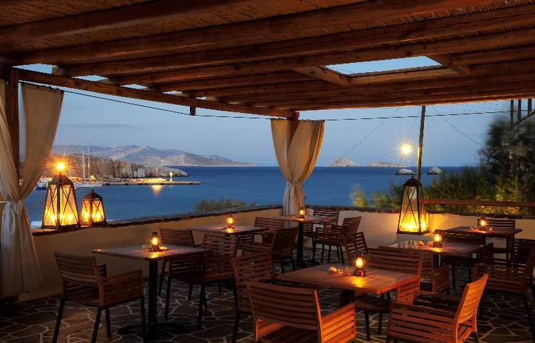 Vrahos Boutique Hotel - Restaurant - 5