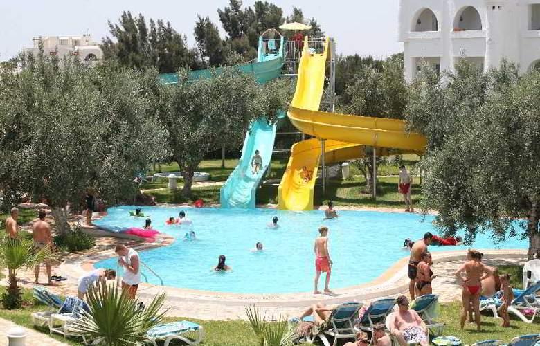 Hammamet Garden - Pool - 4