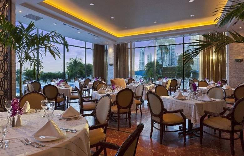 Intercontinental Miramar Panamá - Restaurant - 5