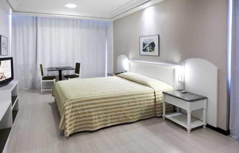 Plaza Sao Rafael Hotel e Centro de Eventos - Room - 9