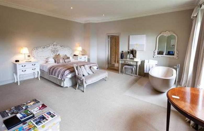 Best Western Mosborough Hall - Hotel - 91