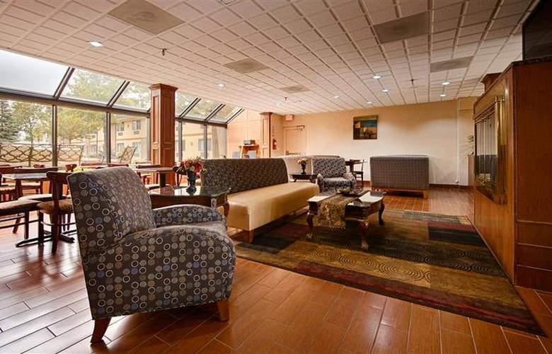 BEST WESTERN Hospitality Hotel - General - 38