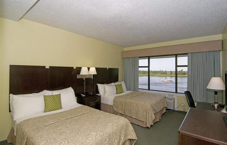 Best Western Plus Coastline Inn - Room - 38