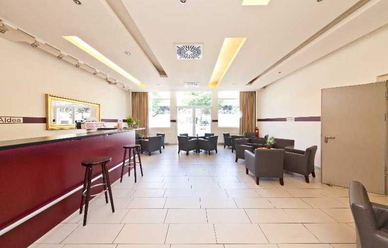 Novum Hotel Aldea Berlin Centrum - Bar - 17