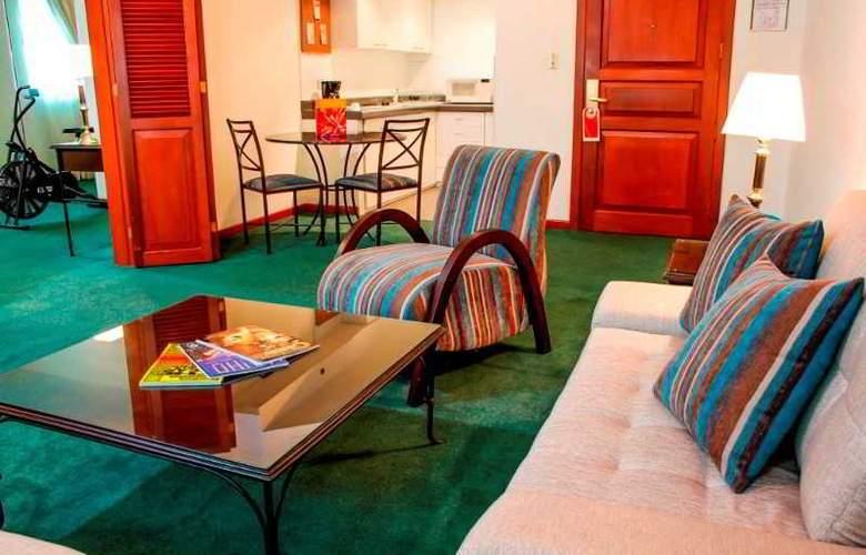 El Polo Apart Hotel & Suites - Room - 5