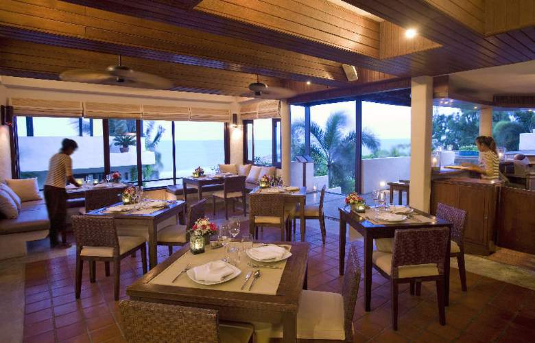 Aleenta Resort and Spa, Pranburi - Restaurant - 12