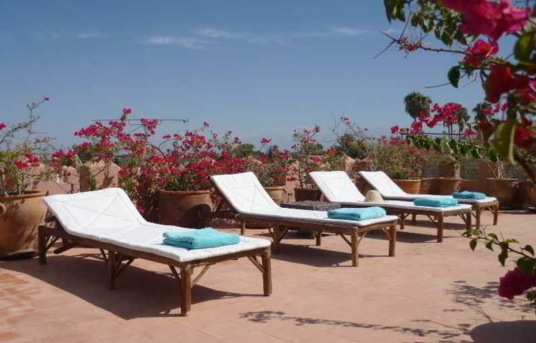 Riad Shemsi - Terrace - 11