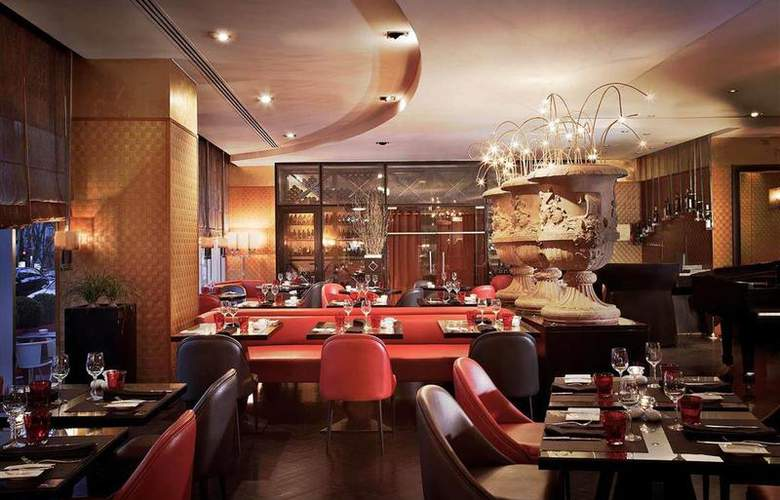 Sofitel Lisbon Liberdade - Restaurant - 34