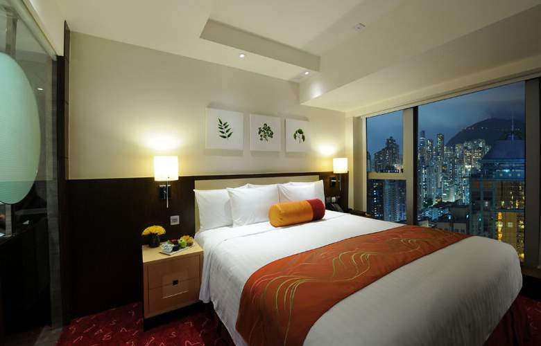 Courtyard By Marriott Hong Kong - Room - 4